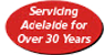 Servicing Adelaide for Over 30 Years